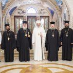 Ο Πατρ. Ρουμανίας προσκύνησε τον Άγιο Σπυρίδωνα8