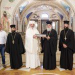Ο Πατρ. Ρουμανίας προσκύνησε τον Άγιο Σπυρίδωνα9