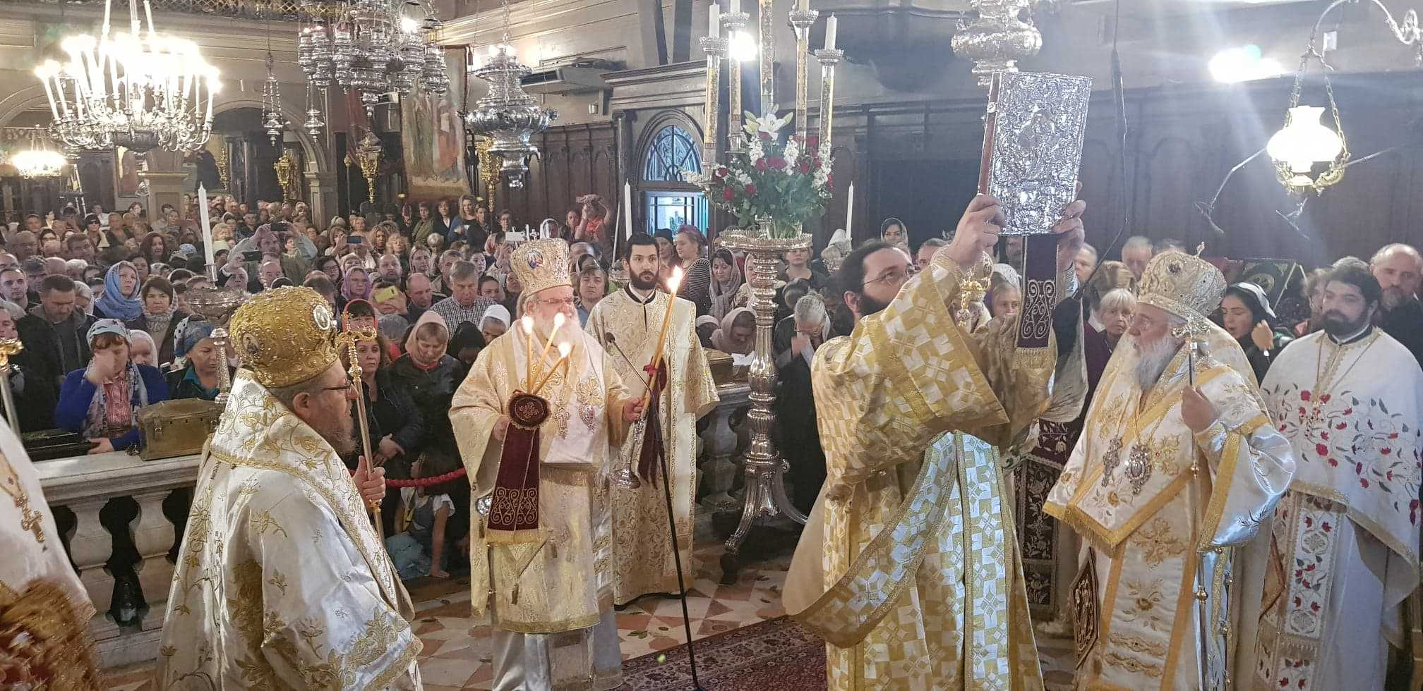 Photo of Bishop of Corfu, Mr. Nektarios: Saint Spyridon unifies Orthodoxy