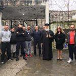 Ποιμαντική επίσκεψη σε φυλακές, δημοτικό γηροκομείο, ψυχιατρείο, καθολικό γηροκομείο και πολυκλινική (14)