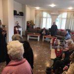 Ποιμαντική επίσκεψη σε φυλακές, δημοτικό γηροκομείο, ψυχιατρείο, καθολικό γηροκομείο και πολυκλινική (8)