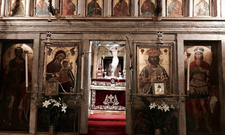 Ιερός Ναός του Αγίου Ιωάννου Προδρόμου Πόλεως Κέρκυρας 13