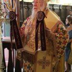 Ο Κερκύρας Νεκτάριος στη Αγία Παρασκευή πόλεως