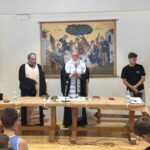 Ο Κερκύρας Νεκτάριος στις κατασκηνώσεις της Ιεράς Μητροπόλεως 7