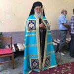 Ο Μητροπολίτης Κερκύρας Νεκτάριος στην εορτάζουσα Ιερά Μονή Αγίας Παρασκευής Μακράδων 3