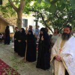 Ο Μητροπολίτης Κερκύρας Νεκτάριος στην εορτάζουσα Ιερά Μονή Αγίας Παρασκευής Μακράδων 6