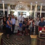 Συνεχίζεται η περιοδεία του Μητροπολίτου Κερκύρας στα Διαπόντια Νησιά (11)