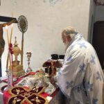 Συνεχίζεται η περιοδεία του Μητροπολίτου Κερκύρας στα Διαπόντια Νησιά (3)