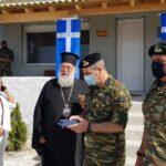 Εγκαίνια στρατιωτικού φυλακίου στο νησί των Οθωνών 1
