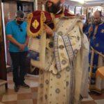 Ο Κερκύρας Νεκτάριος στην Ιερά Μονή Υψηλού Παντοκράτορος (3)
