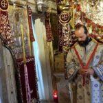 Ο Κερκύρας Νεκτάριος στην Ιερά Μονή Υψηλού Παντοκράτορος (6)