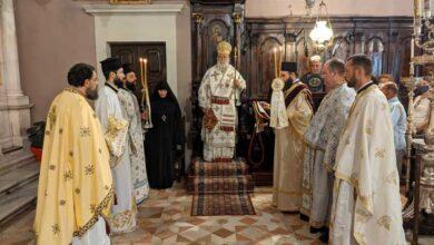 Ο Κερκύρας εις το Ιερό Προσκύνημα του Αγίου Σπυρίδωνος 12