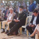 Ο Μητροπολίτης Κερκύρας Νεκτάριος σε εκδήλωση μνήμης για τους Κερκυραίους πεσόντες κατά την τουρκική εισβολή στη Κύπρο το 1974 (4)