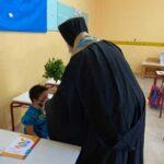 Μητροπολίτης Κερκύρας κ.Νεκτάριος Τέλεσε τον Αγιασμό στο 11οΔημοτικό Σχολείο, στο 2οΓυμνάσιο και το 2οΛύκειο της Κέρκυρας11