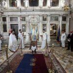 Ο Κερκύρας Νεκτάριος στο Ιερό προσκύνημα του Αγίου Σπυρίδωνος 3