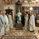 Ο Κερκύρας Νεκτάριος στο Ιερό προσκύνημα του Αγίου Σπυρίδωνος 6