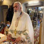 Ο Σεβασμιώτατος Μητροπολίτης Κερκύρας στον Ιερό Ναό Υ.Θ. Ελεούσης Ποταμού Κέρκυρας.12