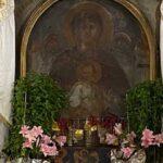 Ο Σεβασμιώτατος Μητροπολίτης Κερκύρας στον Ιερό Ναό Υ.Θ. Ελεούσης Ποταμού Κέρκυρας.13
