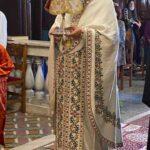 Ο Σεβασμιώτατος Μητροπολίτης Κερκύρας στον Ιερό Ναό Υ.Θ. Ελεούσης Ποταμού Κέρκυρας.2
