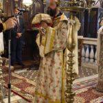 Ο Σεβασμιώτατος Μητροπολίτης Κερκύρας στον Ιερό Ναό Υ.Θ. Ελεούσης Ποταμού Κέρκυρας.3