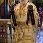 Ο Σεβασμιώτατος Μητροπολίτης Κερκύρας στον Ιερό Ναό Υ.Θ. Ελεούσης Ποταμού Κέρκυρας.8