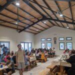 Φοιτητές και στελέχη της Ιεράς Αρχιεπισκοπής Αθηνώνστις κατασκηνώσεις της Κασσιώπης – Κέρκυρας 2